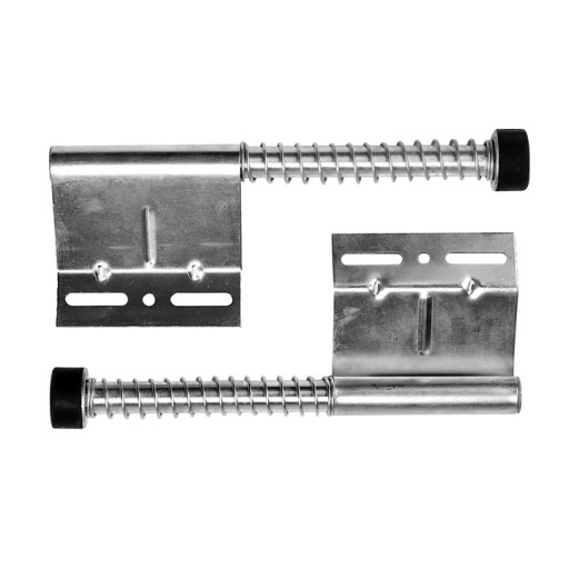 Buy garage door pusher bumper springs 15 inch pair for 15 x 8 garage door