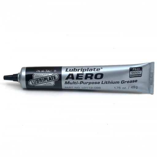 Lubriplate Aero LBR-S 1 3/4oz Garage Door Opener Low Temp Gear Grease Chamberlain