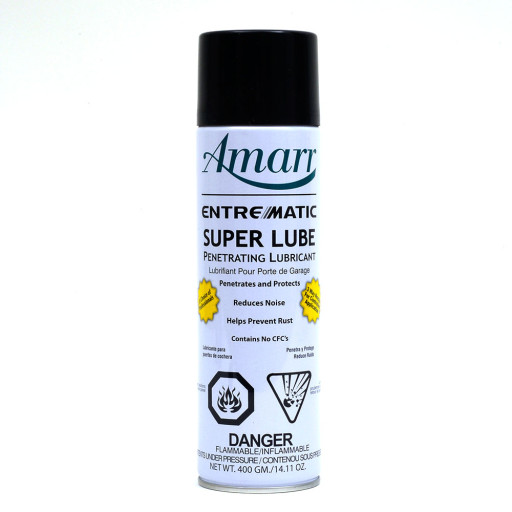 Garage Door Amarr Super Lube