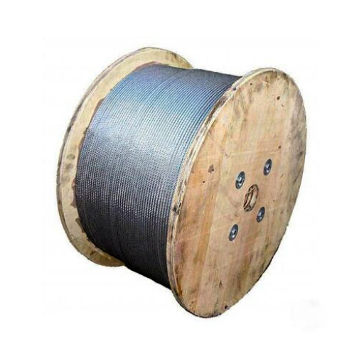 "Garage Door Cable 3/16"" - 7 x19 Cable - 500' Reel"