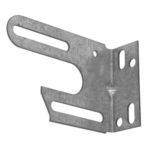 Garage Door Center Plate 3 3/8 Inch Residential