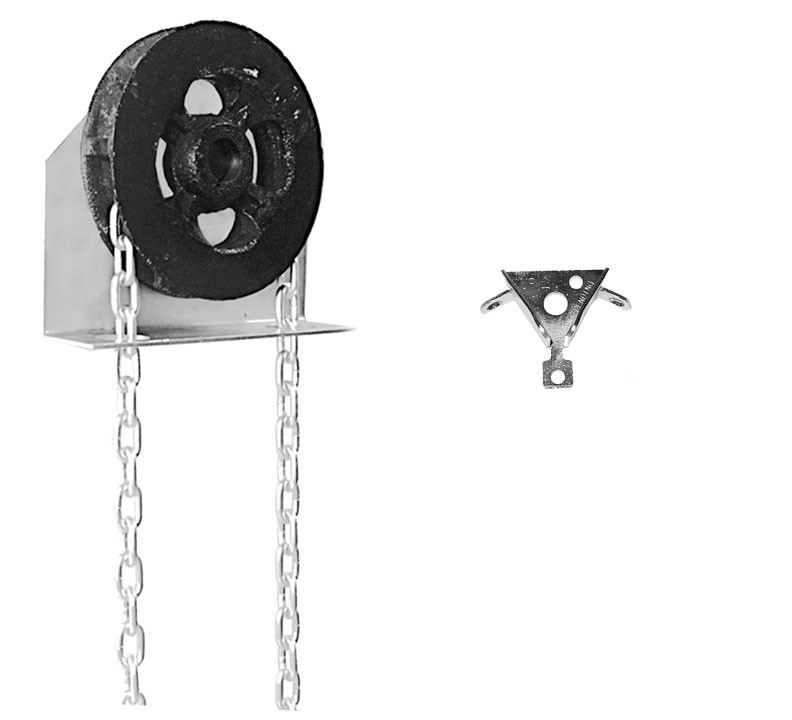 Buy Garage Door Chain Hoist Model 200 D 1 Inch Shaft