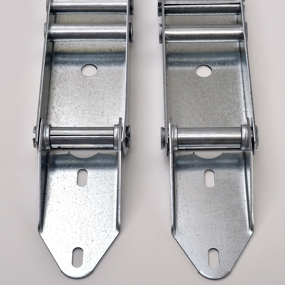 Garage door rollers -  Garage Door Low Headroom Quick Turn Brackets Pair W Rollers