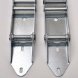 Garage Door Low Headroom Quick Turn Brackets (Pair)