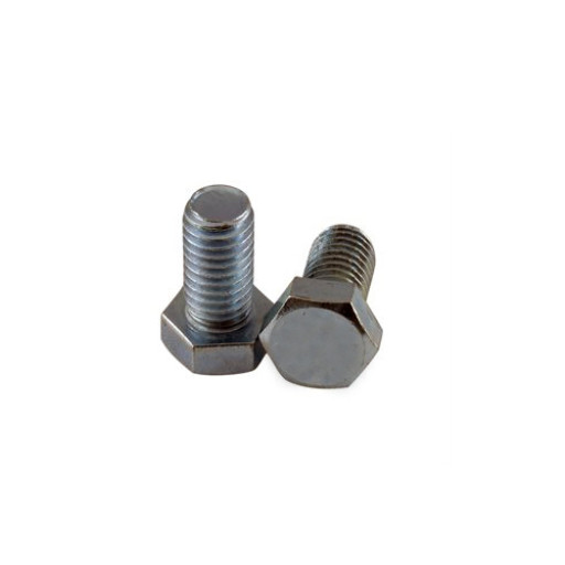 3/8 Inch x 16 x 3/4 Inch  Hex Bolt ZP Full Thread (100 QTY)