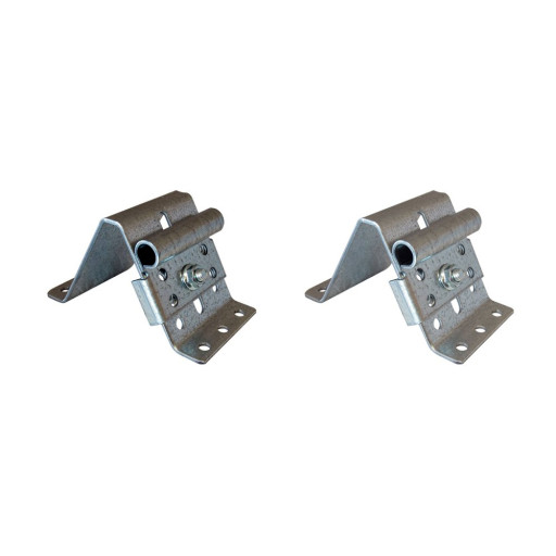 Garage Door Top Bracket COMMERCIAL Adjustable (Pair)