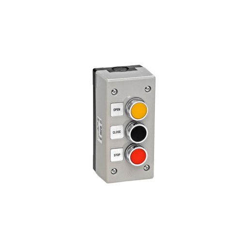 3BXT Nema 4 Exterior Three Button Surface Mount Control Station