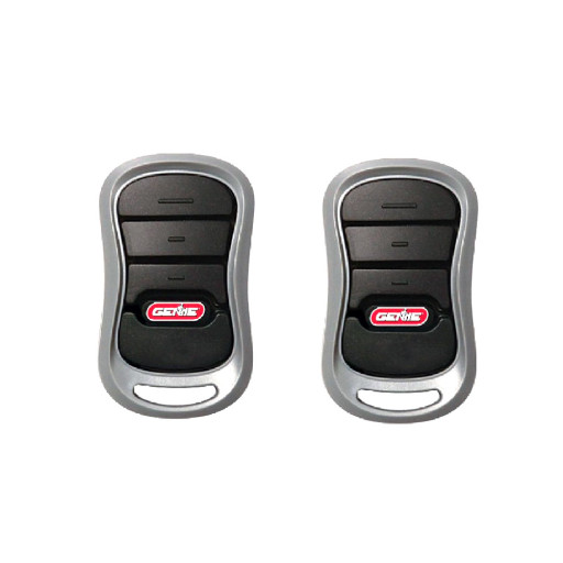Genie G3T-BX Intellicode II 3 Button Mini Remote 37218R (2 PACK)