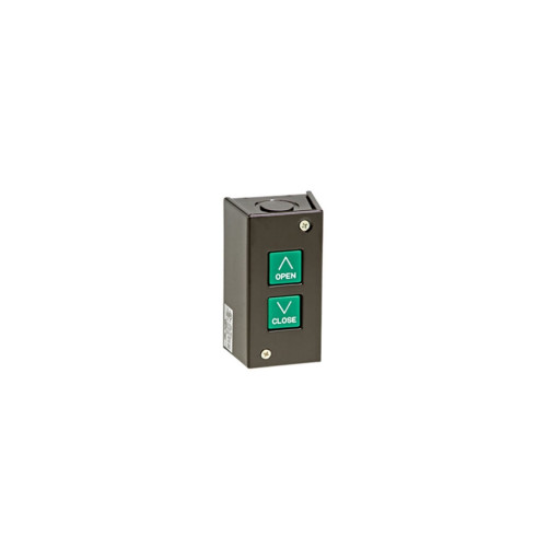 2 Button Interior Surface Mount Control Station