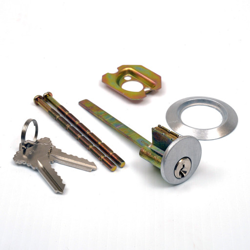 Garage Door Keyed Lock Rim Cylinder (Keyed Alike)