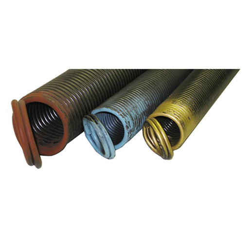 Garage Door Extension Spring 25x42x80 for 7' High Doors 80LB Gold (Sold Each)