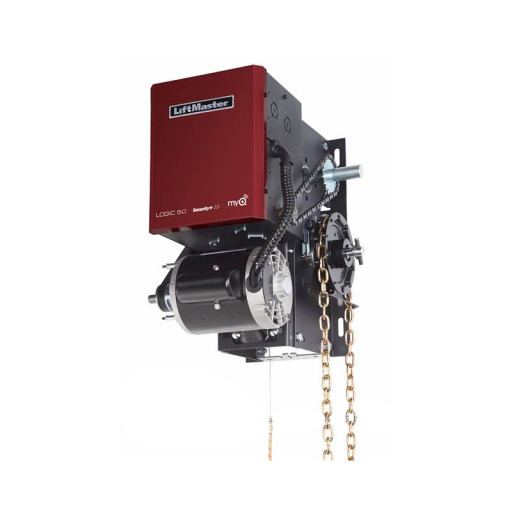 Liftmaster H751L5 3/4 HP Single Phase Industrial Duty Hoist Operator Logic 5.0 W/CPS-U (LH)