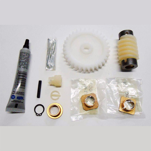Linear HAE00047 Garage Door Opener Gear Kit for LDO LSO LCO w/ Grease
