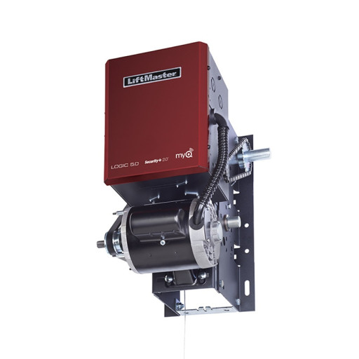 Liftmaster J501L5 Logic 5 COMMERICAL Jackshaft Operator 1/2 HP 115V w/ CPS-UN4