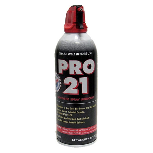 Garage Door Pro 21 Spray Grease Lubricant - 9 OZ (Case)