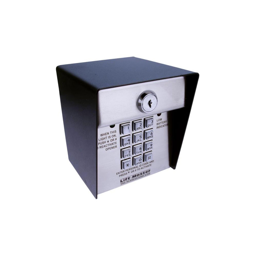 Buy Liftmaster 466lm Wireless Commercial Keypad Online