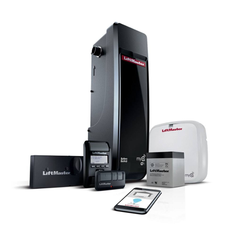Buy Liftmaster 8500w Dc Battery Backup Wall Mount Wi Fi Garage Door