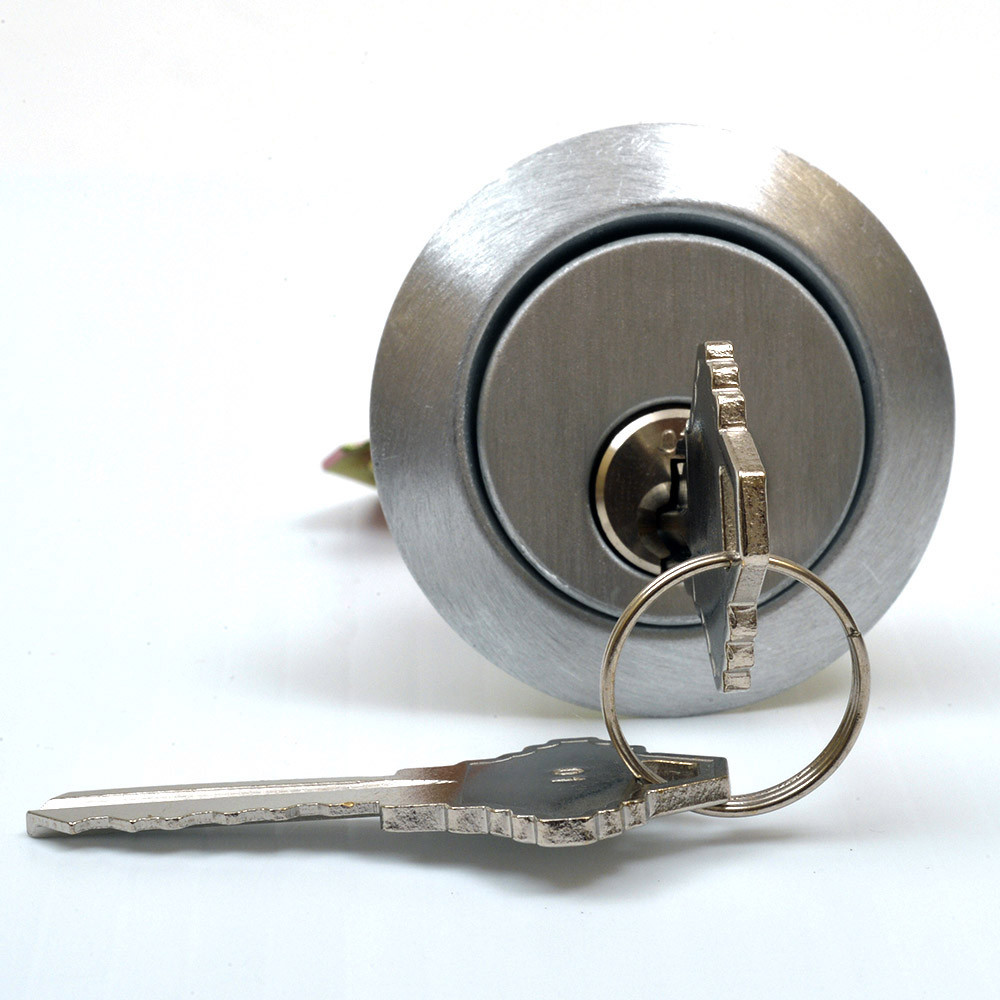Buy Garage Door Keyed Lock Rim Cylinder Keyed Alike