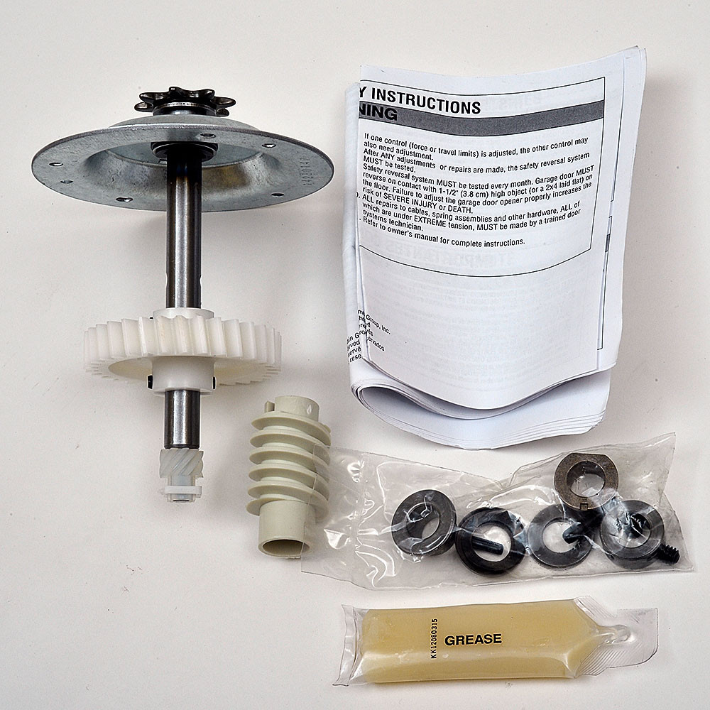 Buy Liftmaster 41c4220a Gear And Sprocket Assembly