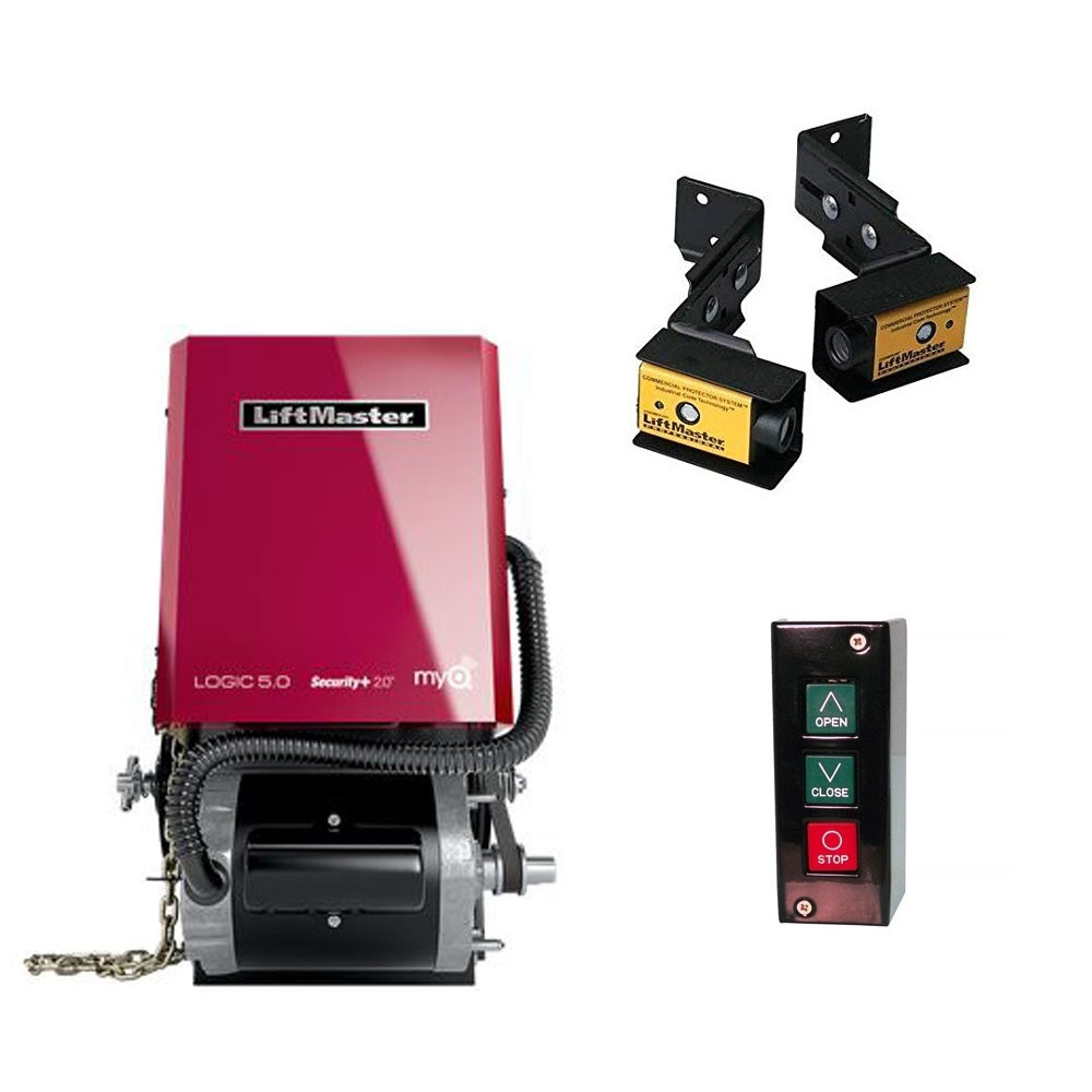 LiftMaster Commercial Door Operator CPS-UN4 Protector System by LiftMaster