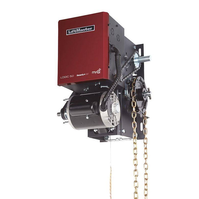 Buy Liftmaster H501l5r Continuous Duty Hoist Operators