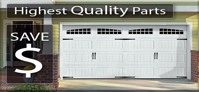 Buy Garage Door Springs And Parts Online Preferred Doors Llc